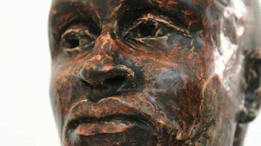 Lifesized portrait of Ronald