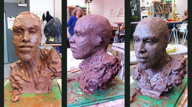 michael portrait process