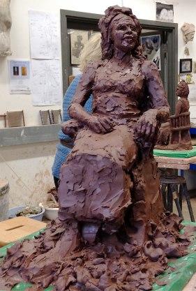Thelma figure session #3