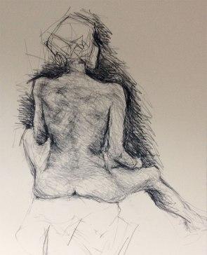 1 hour sketch