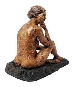 figure of Letizia sitting